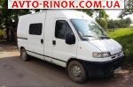 Citroen Jumper 2.5 1999, 80700 грн.