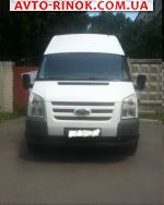 2010 Ford Transit Maxi база  автобазар