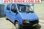 1988 Ford Transit   автобазар
