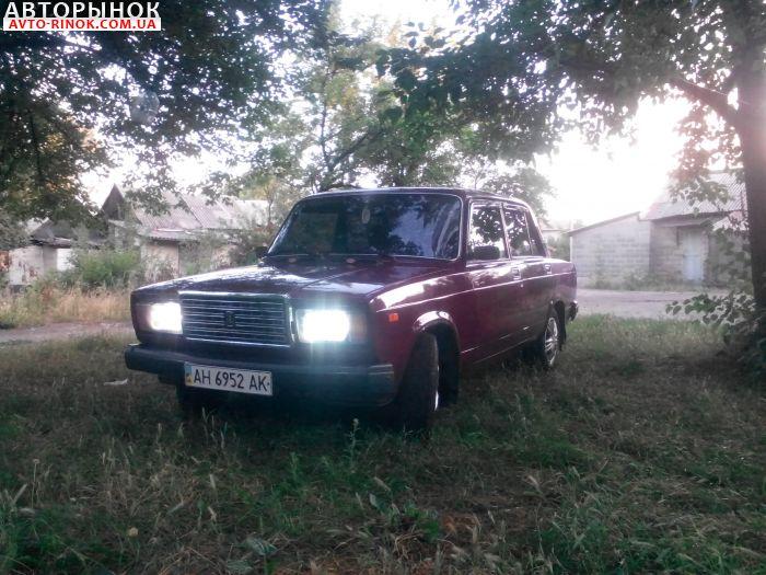 Авторынок | Продажа 2001 ВАЗ 2107