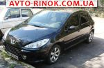 Peugeot 307  2005, 161700 грн.
