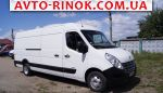 Renault Master  2011, 341700 грн.