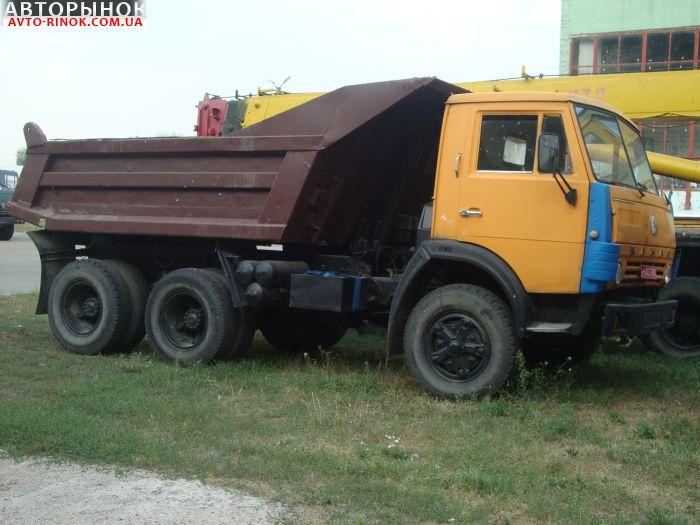 Авторынок | Продажа 1988 КАМАЗ 5511