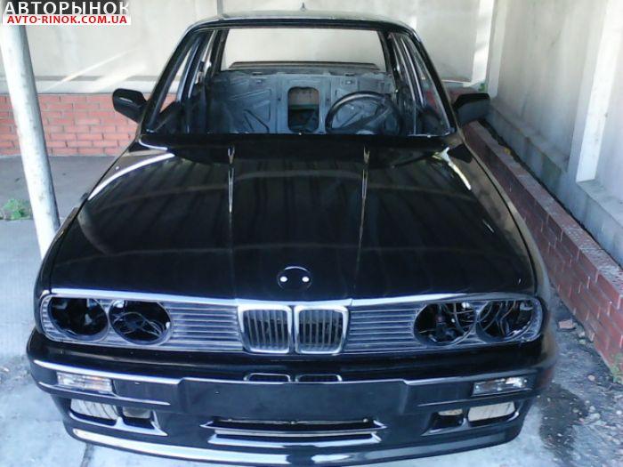 Авторынок | Продажа 1987 BMW 3 Series E30