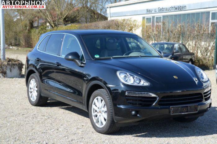 Авторынок | Продажа 2012 Porsche Cayenne