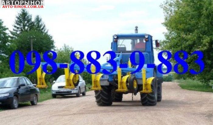 Авторынок | Продажа 2016 Трактор МТЗ Плуг ПСК-5 Гетьман-5