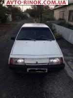 1986 ВАЗ 2108