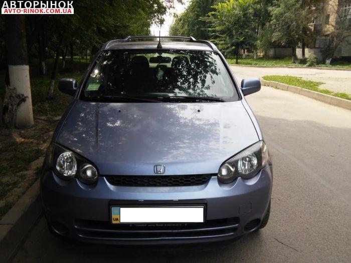 Авторынок   Продажа 2002 Honda HR-V