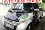 2001 Smart Fortwo   автобазар