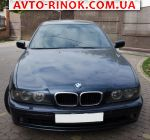 2002 BMW 5 Series 520  автобазар