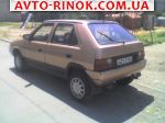1990 Skoda Favorit