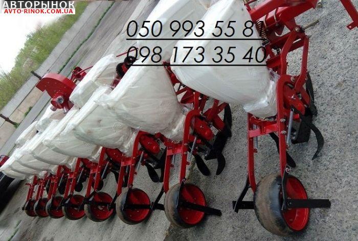Авторынок | Продажа 2016 Трактор  Сеялка СУПН вентиляторная, с пластиковыми бачками.