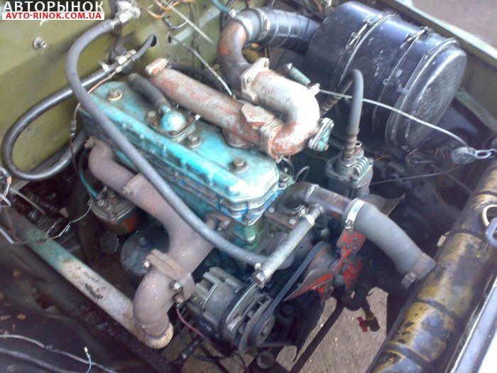 Авторынок | Продажа 1994 Газ 3507