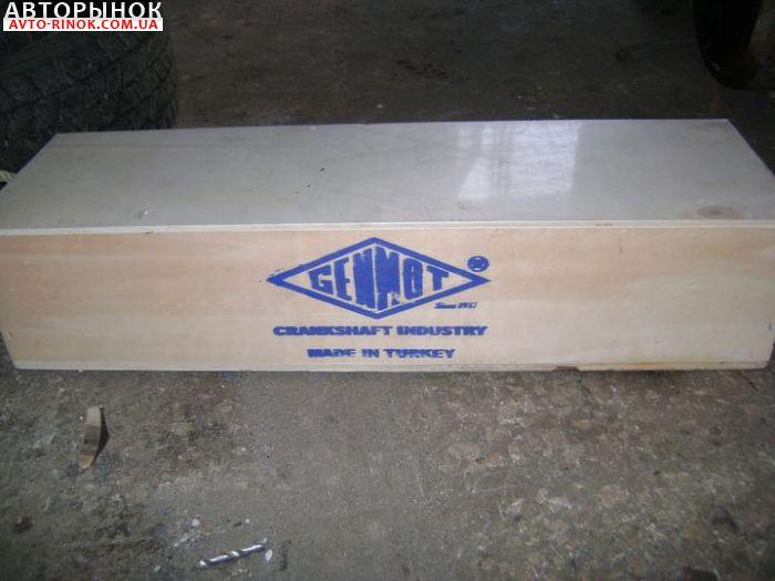 Авторынок | Продажа  Богдан A-092 Коленвал  (Genmot,)  для автобуса  Богдан  Евро1,