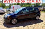 2007 Ford Fiesta 1.4  автобазар
