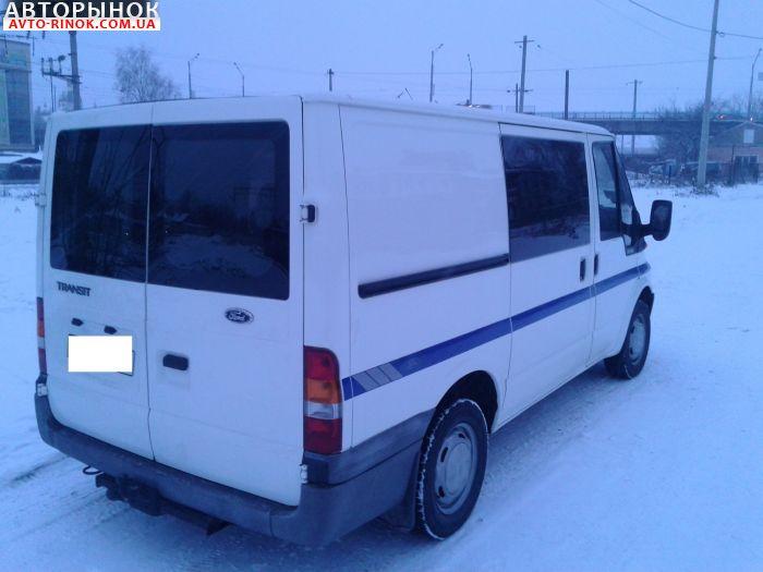 Авторынок | Продажа 2005 Ford Transit