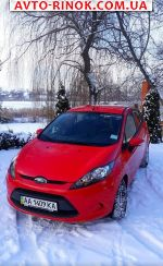 2011 Ford Fiesta   автобазар