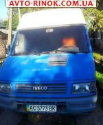 1995 Iveco Daily   автобазар