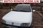 Peugeot 405  1988, 45500 грн.