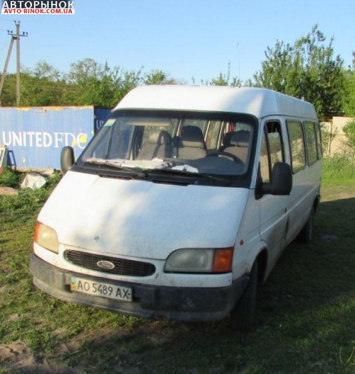 Авторынок | Продажа 1997 Ford Transit