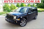 Jeep Patriot  2008, 250600 грн.