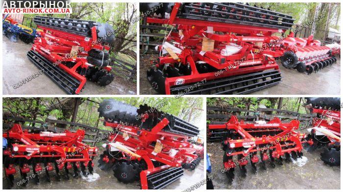 Авторынок | Продажа 2017 Трактор МТЗ Дисковая борона Паллада Днепр