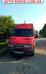 2001 Iveco Daily   автобазар