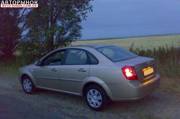 Авторынок | Продажа 2006 Chevrolet Lacetti SX