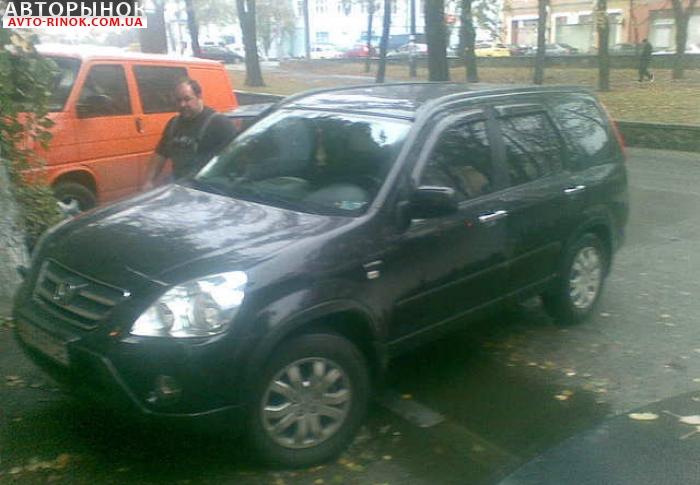 Авторынок | Продажа 2006 Honda CR-V