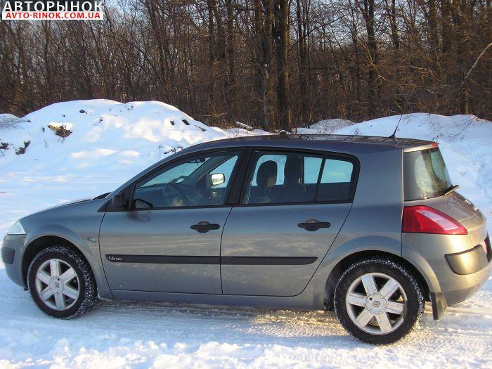 Авторынок | Продажа 2004 Renault Megane - 2