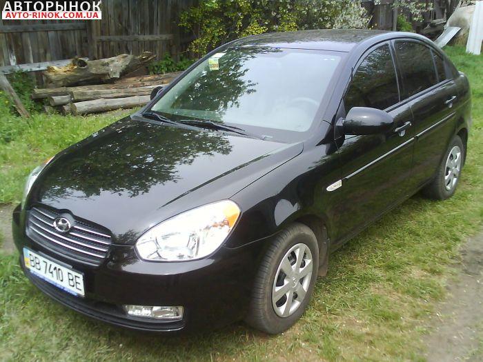 Авторынок | Продажа 2008 Hyundai Accent