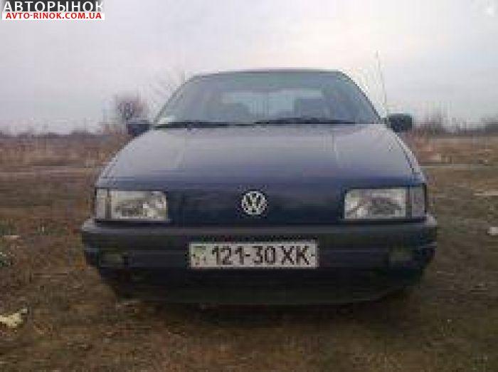 Фото Volkswagen Passat B3…