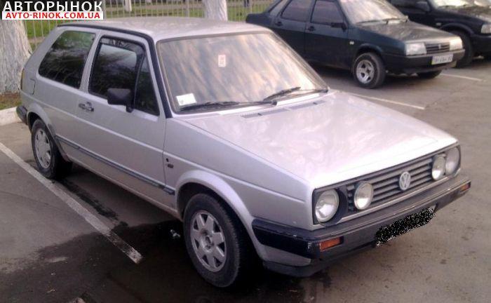 Авторынок | Продажа 1987 Volkswagen Golf