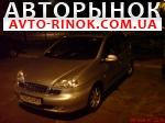 2001 Chevrolet Tacuma CDX