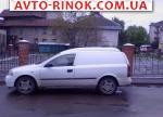 1999 Opel Astra Van
