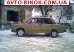 1986 ВАЗ 21051